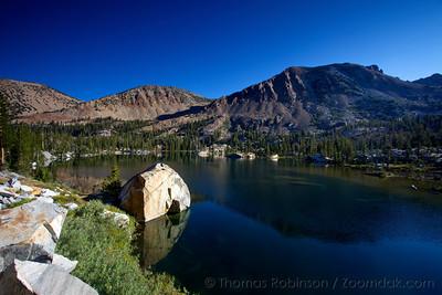 Morning at Lower Ottoway Lake, Yosemite NP