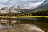 Echo Peaks on Echo Lake