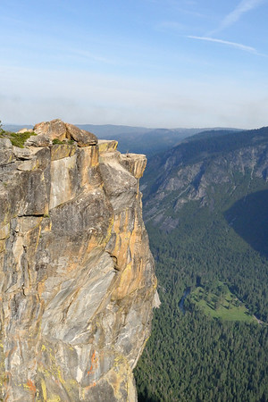 View from Taft Point