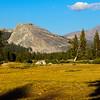 Lembert Dome, Tuolumne Meadows, Yosemite National Park, September 2010.
