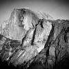 Half Dome, Yosemite National Park, CA, March 2015.