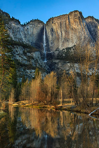 Yosemite National Park - Yosemite Falls