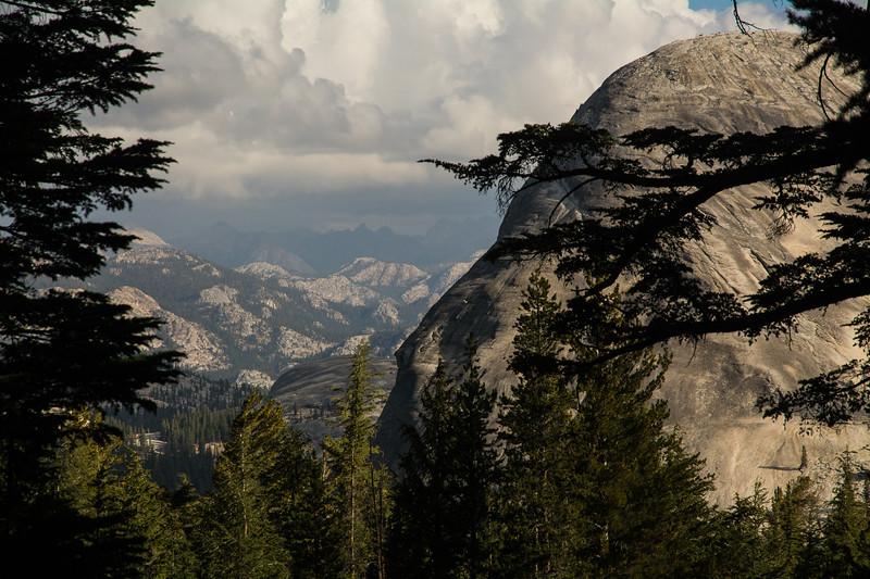 Cathedral Peak Looking East