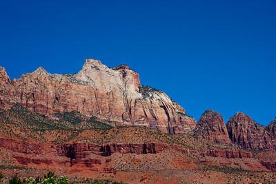 Zion Canyon, Zion National Park, Utah
