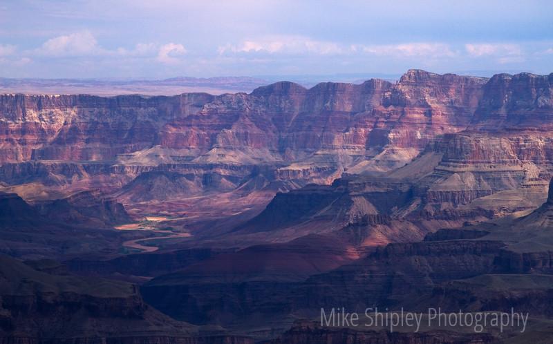 Colorado through the Canyon, Grand Canyon National Park