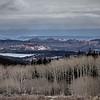 Browns Reservoir in Dixie National Forest, Utah