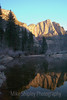 Winter Falls, Yosemite National Park