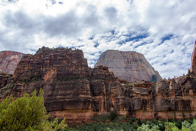 Angel's Landing and The Great White Throne