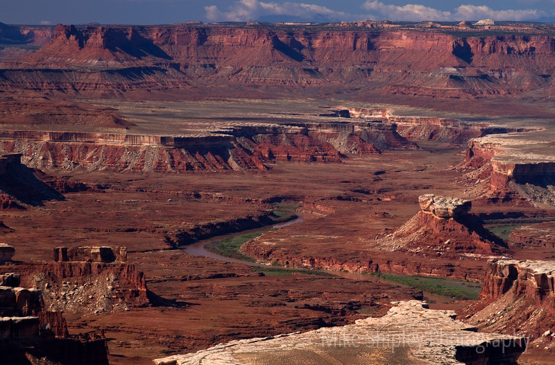 Green River Valley, Canyonlands National Park