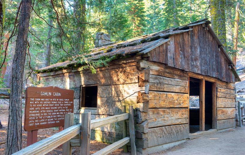 257 Gamlin Cabin