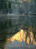 Reflection of the Falls, Yosemite National Park