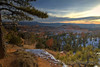 Sunrise over Bryce Canyon, Bryce Canyon National Park