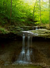 Blue Hen Falls, CU, Cuyahoga National Park