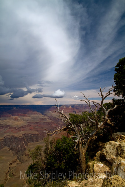 Storm Coming, Grand Canyon National Park