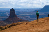 View from Whale Back, Canyonlands National Park