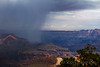 Storm over the Canyon, Pano, Grand Canyon National Park