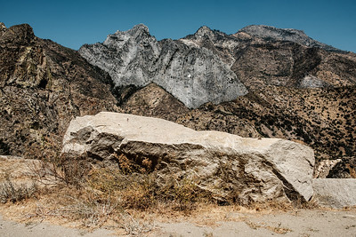 Mountain of Granite