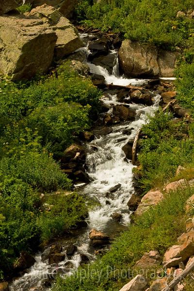 Mountain River, Rocky Mountain National Park