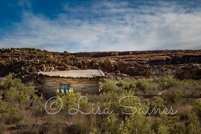 Wolfe Ranch Trailhead