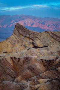 Zabriskie Point Sunrise