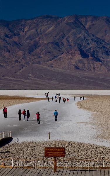 Hard Salt, Death Valley National Park