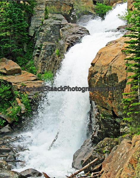 Quezel Falls