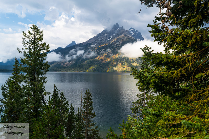 View from Jenny Lake