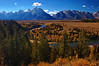 Autumnal Grand Teton Snake River Overlook