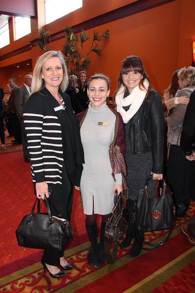 Linda Phillips, Jessie Wagner, Brooke Boles
