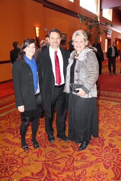 Ashlie Hilbun, Todd Shields, Denise Garner