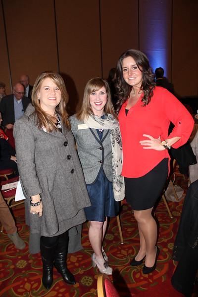 Kelli Gemmell, Kelly Kemp, Carrie Roberts
