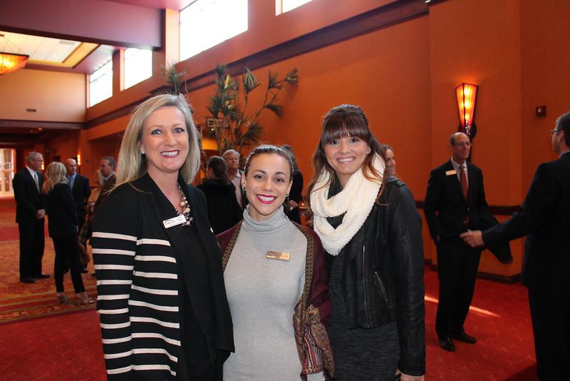 Linda Phillips, Jessie Wagner, Brooke Boles 1