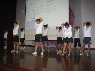 Bukit Panjang Primary School Year 2012
