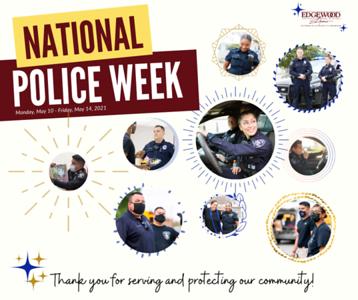 Nat. Police Week