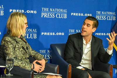 National Press Club - Ryan Holiday Book Rap