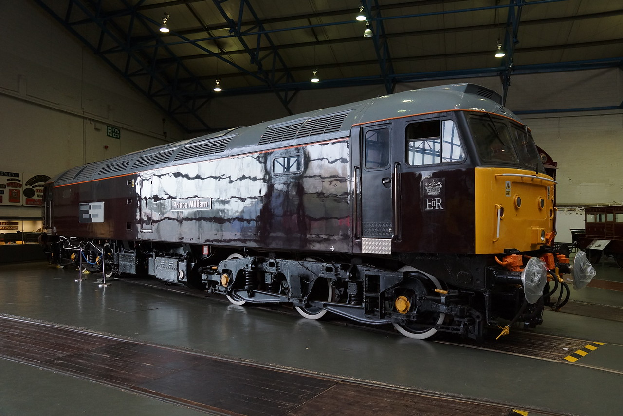 BR 47798 'Prince William' Crewe Co-CoDE 10,10,2015