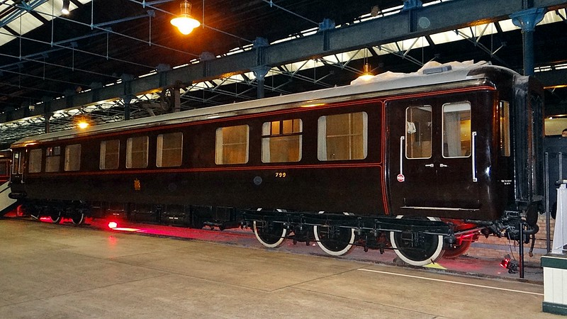LMS 799  Queen's Saloon 22,10,2012