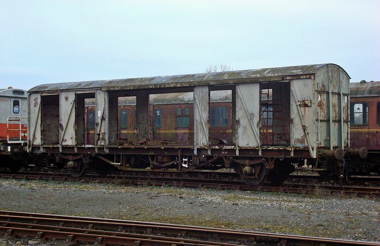 BR 786893 Ferry Van Ply 05,03,2011 (Now Scrapped)