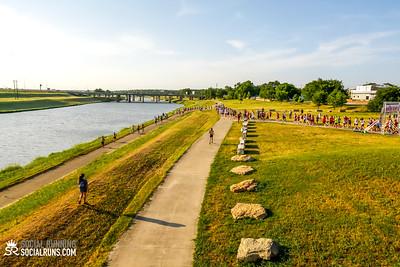 National Run Day 18-Social Running DFW-1010