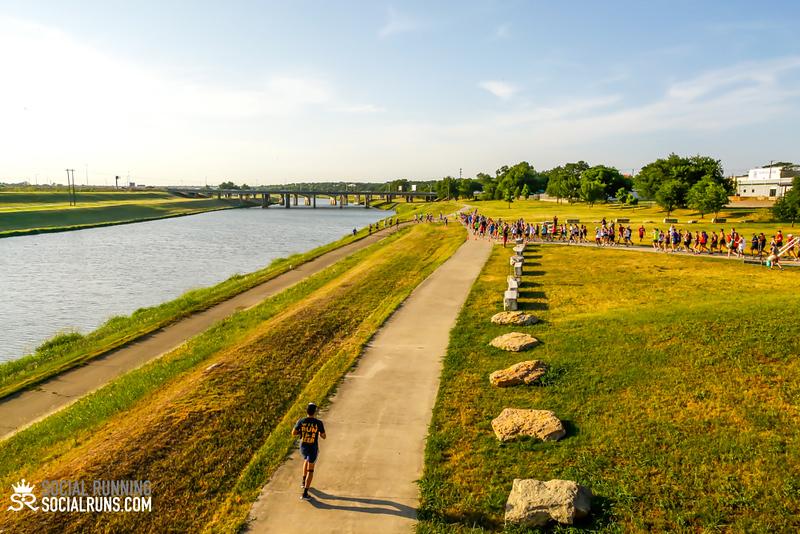 National Run Day 18-Social Running DFW-1007