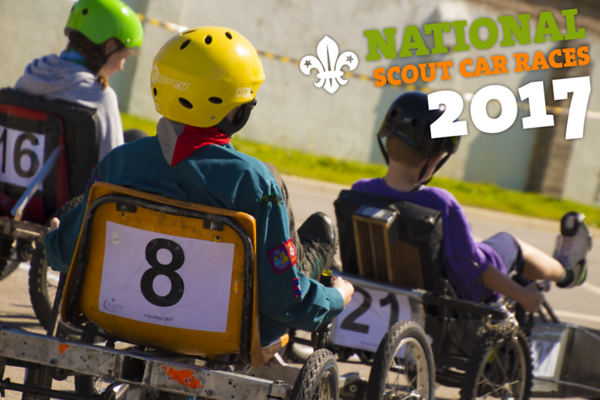 National Scout Car Races 2017