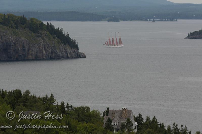 Margaret Todd Returning to Bar Harbor
