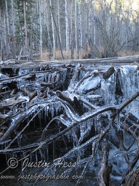Freezing - Flowing