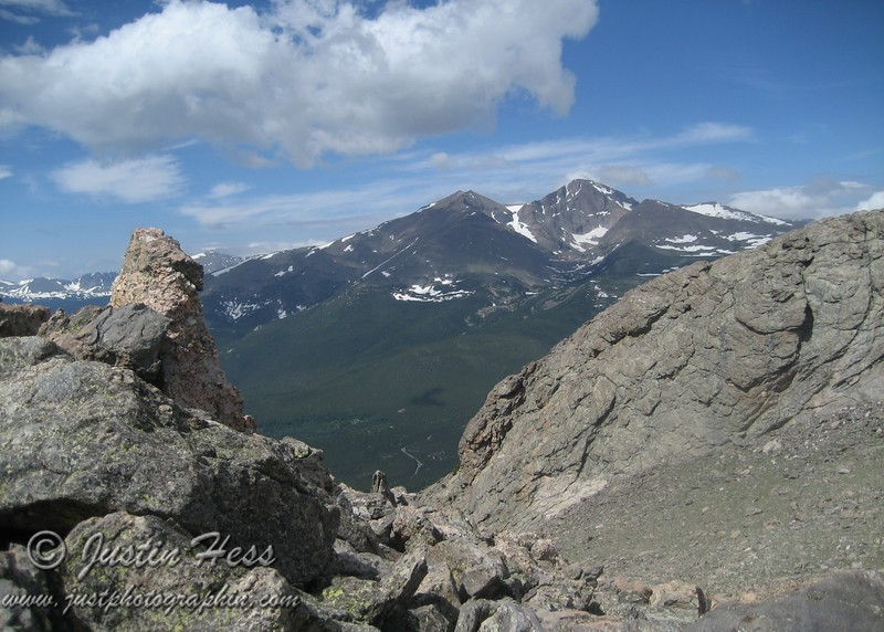 Meeker and Longs Peak