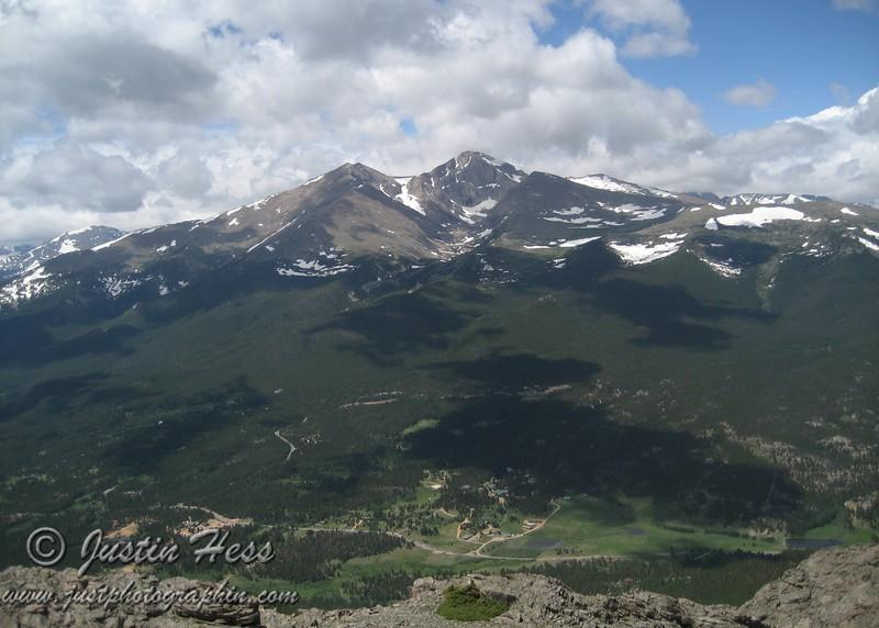 Meeker and Longs Peak