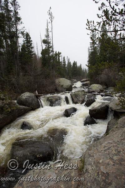 Below Upper Copeland Falls.