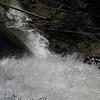 Looking down MacGregor Falls.