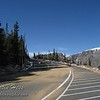 Trail Ridge Road officially closed for the season the next day.