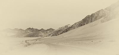 Barren Death Valley