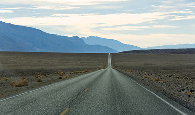 Endless is the road...